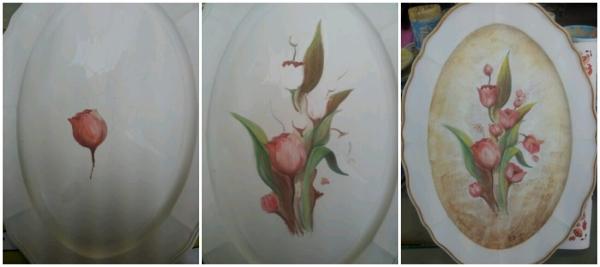 ceramica decorata 1