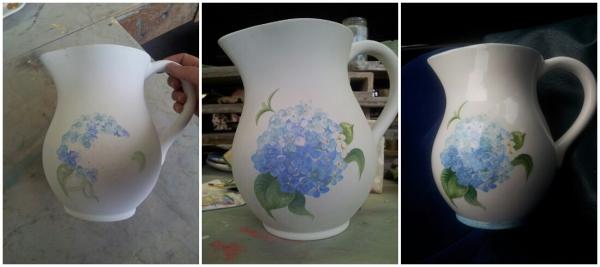 ceramica decorata 2