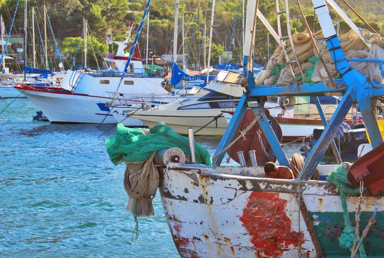 Marina Piccola - Cagliari