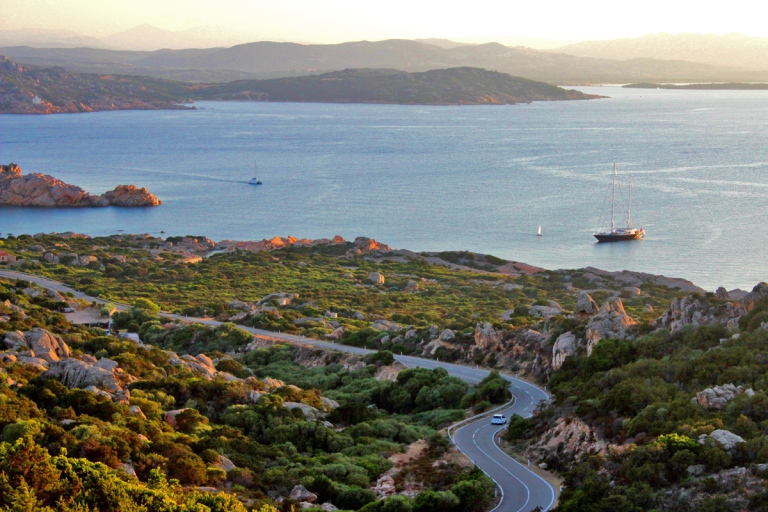 Strada costiera - Maddalena