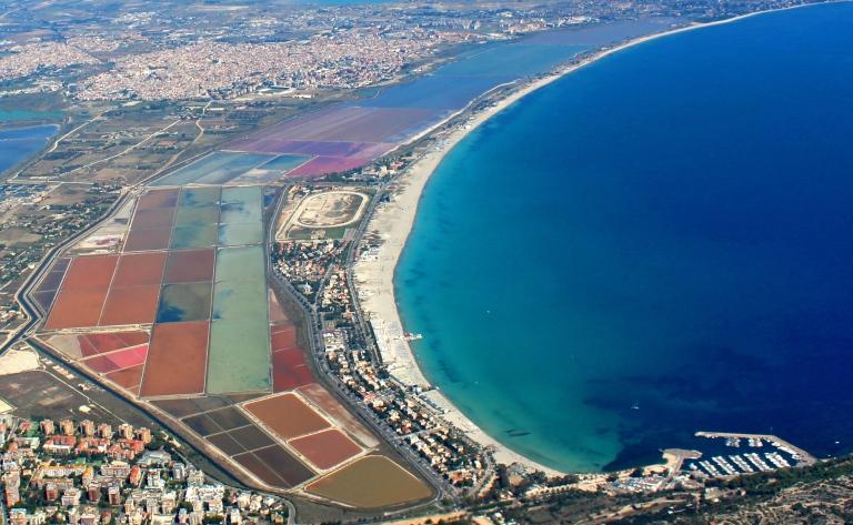 Cagliari.Arrivederci a presto
