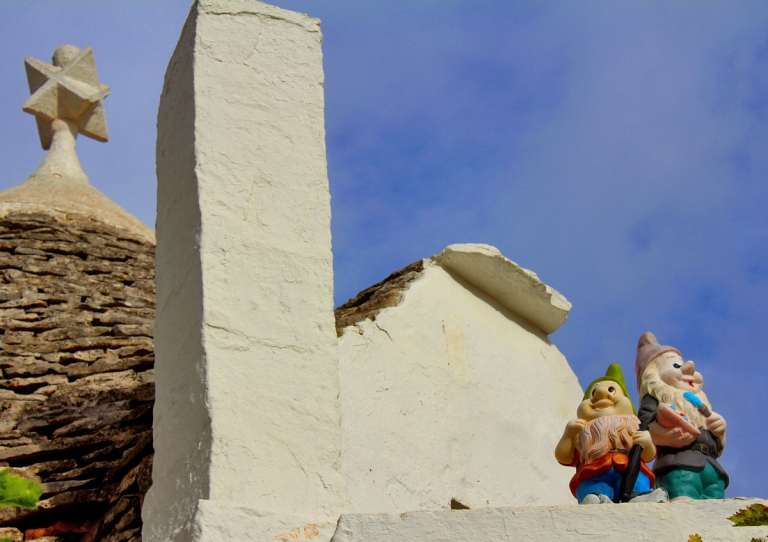 Nani ad Alberobello