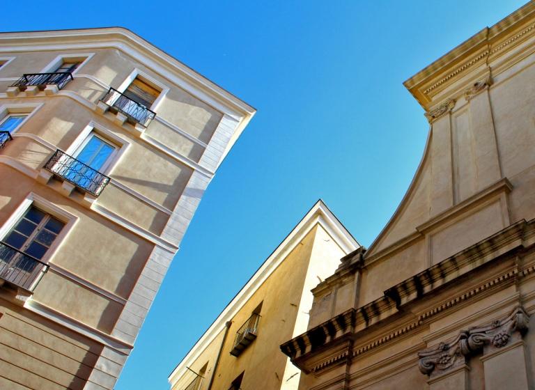 Cagliari - centro storico -